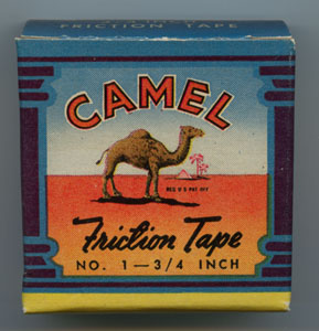 Camel tape box-small