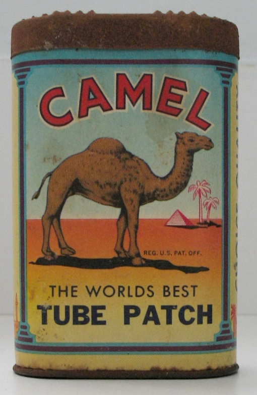 Camel tube patch